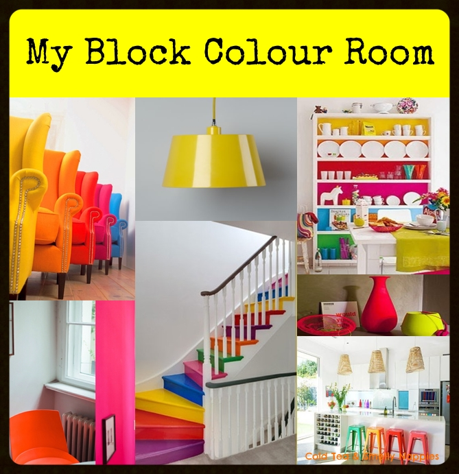 My Block Colour Room