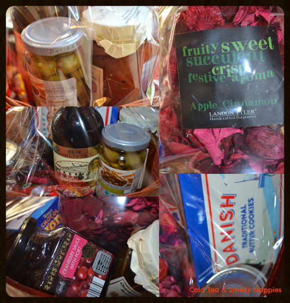 thrifty christmas food hampers2