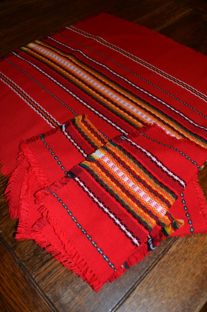 Perusian Style Cloths