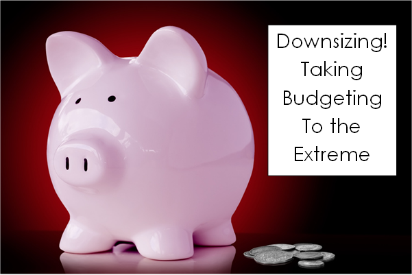 Downsizing Taking Budgeting To The Extreme