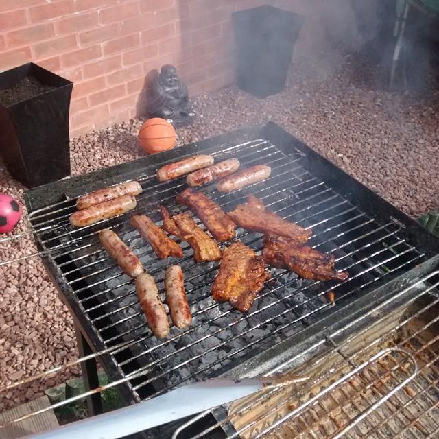 Mmm BBQ time