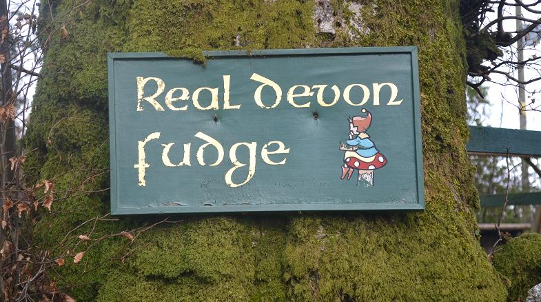 Pixieland Dartmoor Devon real fudge