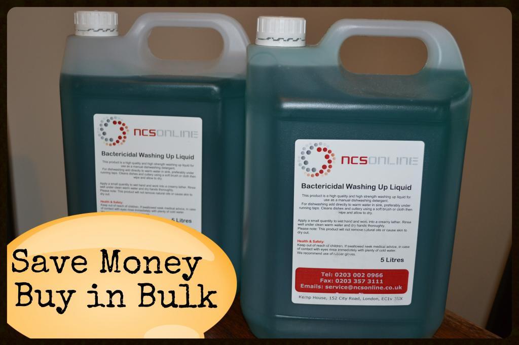 save money buy in bulk