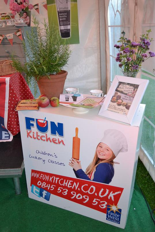 Fun Kitchen Devon