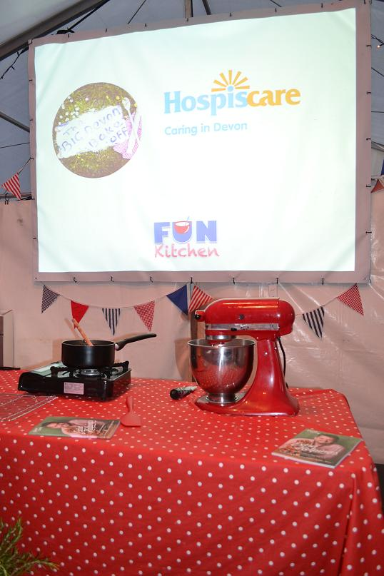 Hospiscare Devon and the Big Devon Bake Off