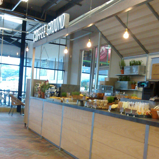 Loving the new #coffeeshop at Endsleigh Garden Centre #devon