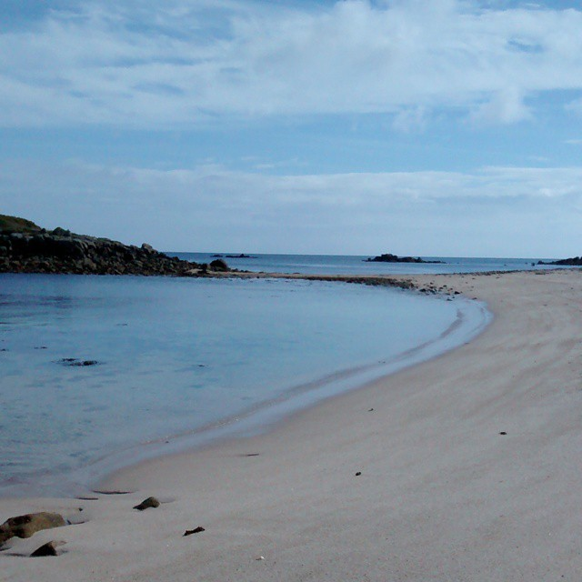 Yet another beach shot! #islesofscilly #Holiday