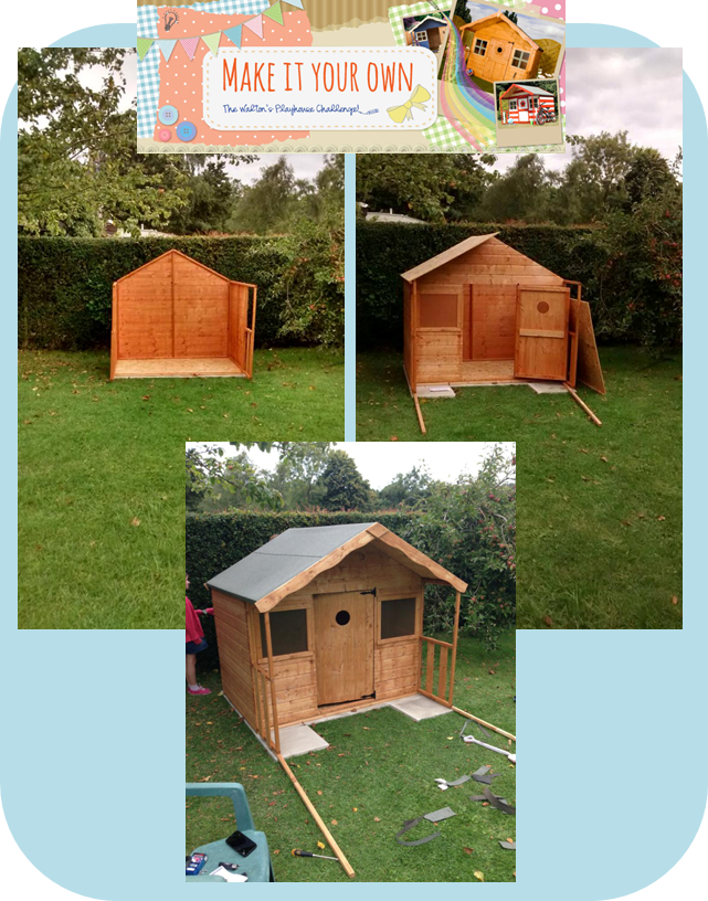 make it your own walton's playhouse challenge