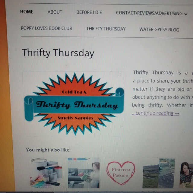 My #ThriftyThursday Linky is live on the blog. Come and link up your #thrifty & #frugal posts (link in bio)