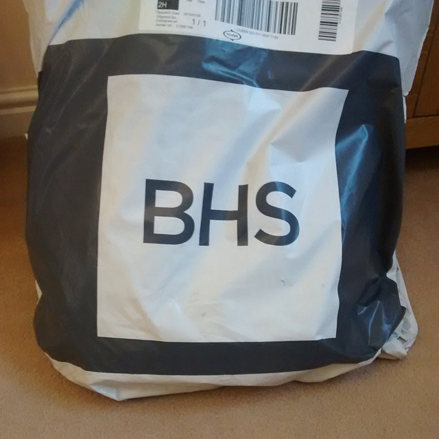 I always get excited when a new parcel arrives :)
