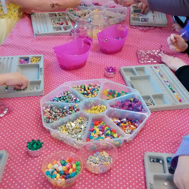 The perfect party for girls DottyDaisyParty NewtonAbbot party