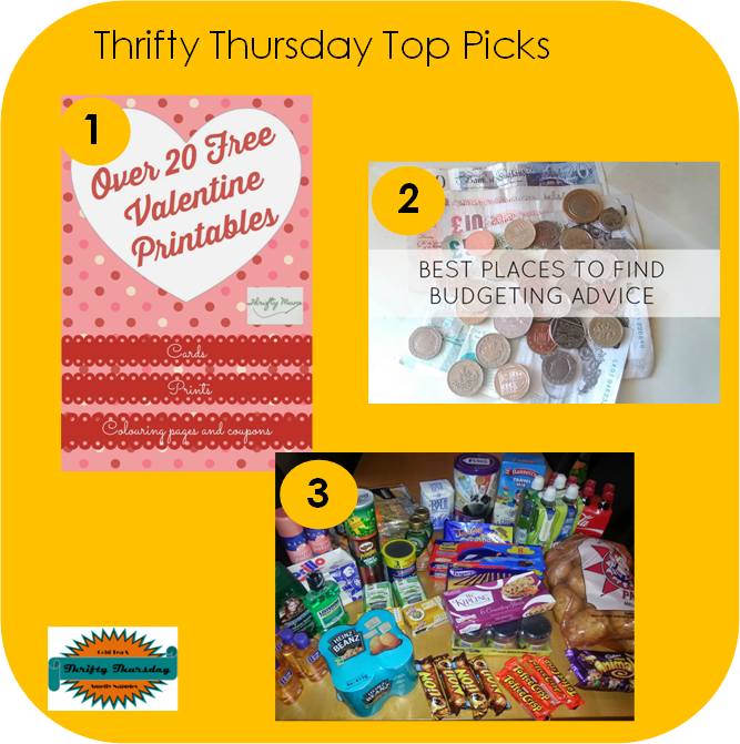 Thrifty Thursday Top Picks - Doesn't time fly