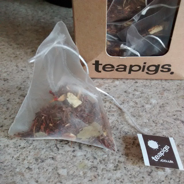 I love the smell of this tea! @teapigs TeaPigs herbaltea