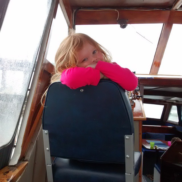 Wet day on the boat :( boating boatingwithkids