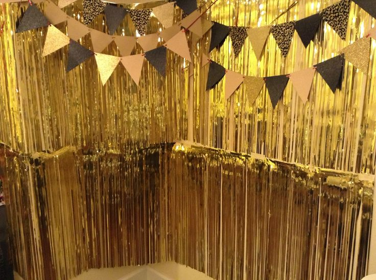 1920 39 s gatsby party decorating ideas for Deco decoration
