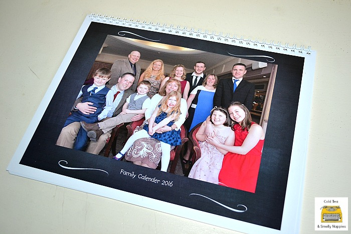 personalised-wall-calendar