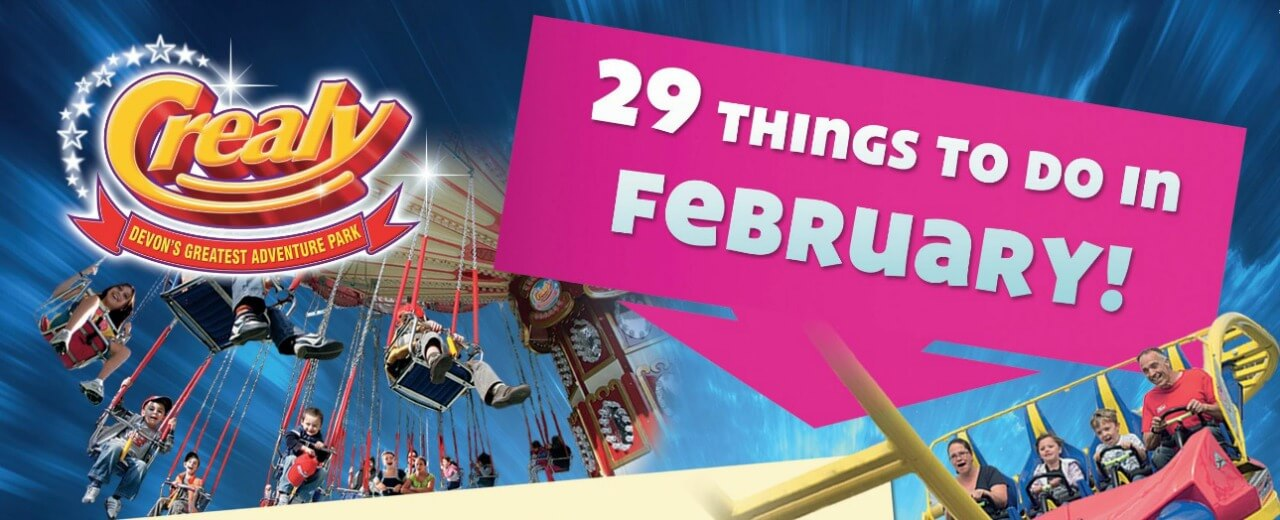 29 Things to do with Devon's Crealy